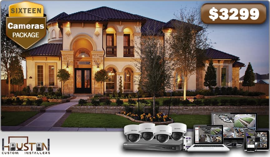 Surveillance Packages Home Automation & Theater Experts