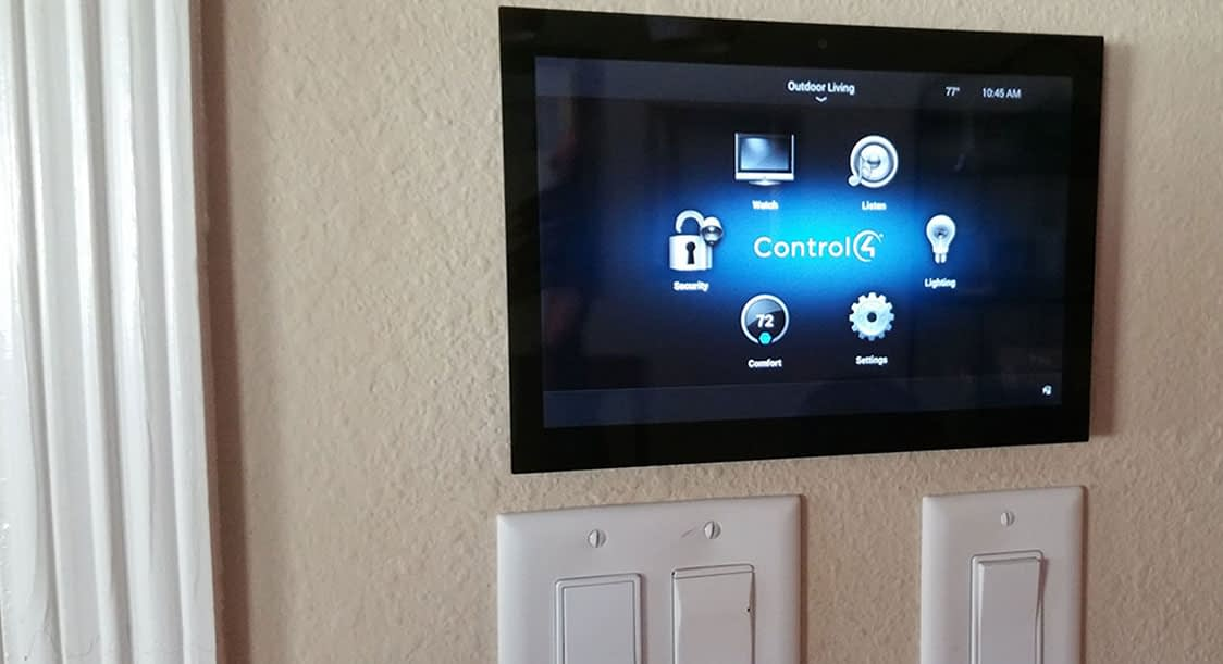 Control4 Smart Home Automation Systems | Control4 Dealer Houston